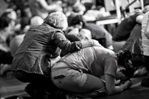 Kneeling Altar Call
