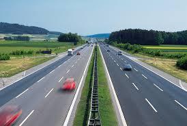 highway fast lane