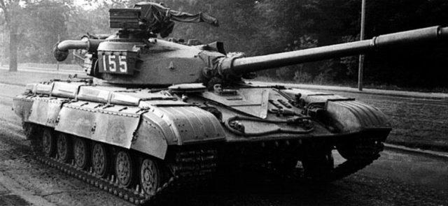 russian tank_cold war