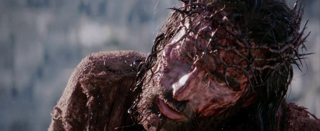 Passion of the Christ_bloody Jesus